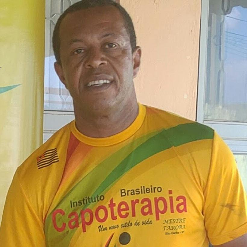 José Carlos Carlos dos Santos(Mestre Negão Capoeira)