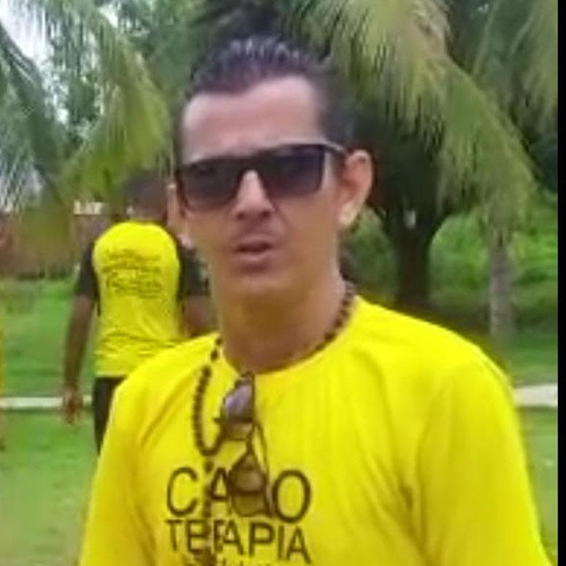 Roberto James Silva Soares(Mestre Roberto)
